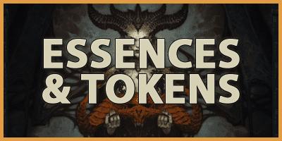 Essences & Tokens