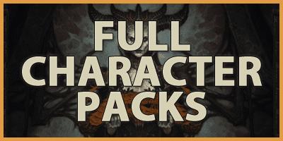 Full Character Packs